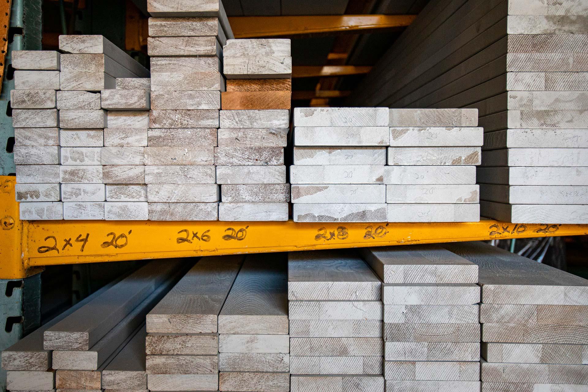 Monument Lumber: Douglas Fir