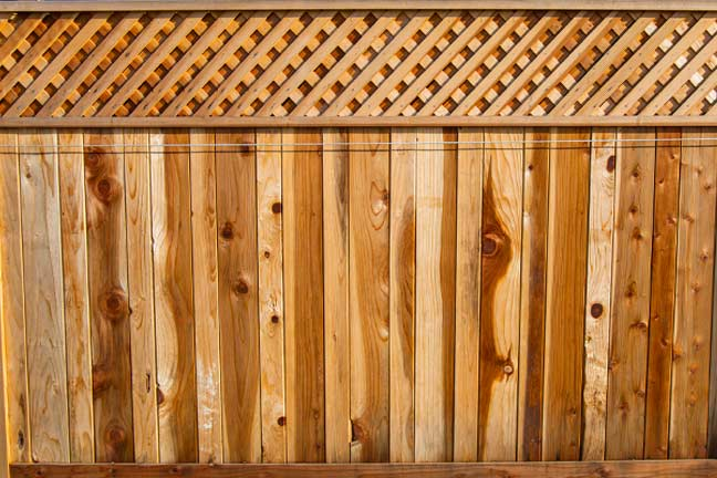 Monument Lumber Inventory: Fencing & Decking