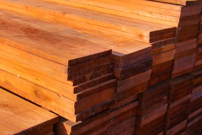 Monument Lumber Inventory: Lumber & Plywood