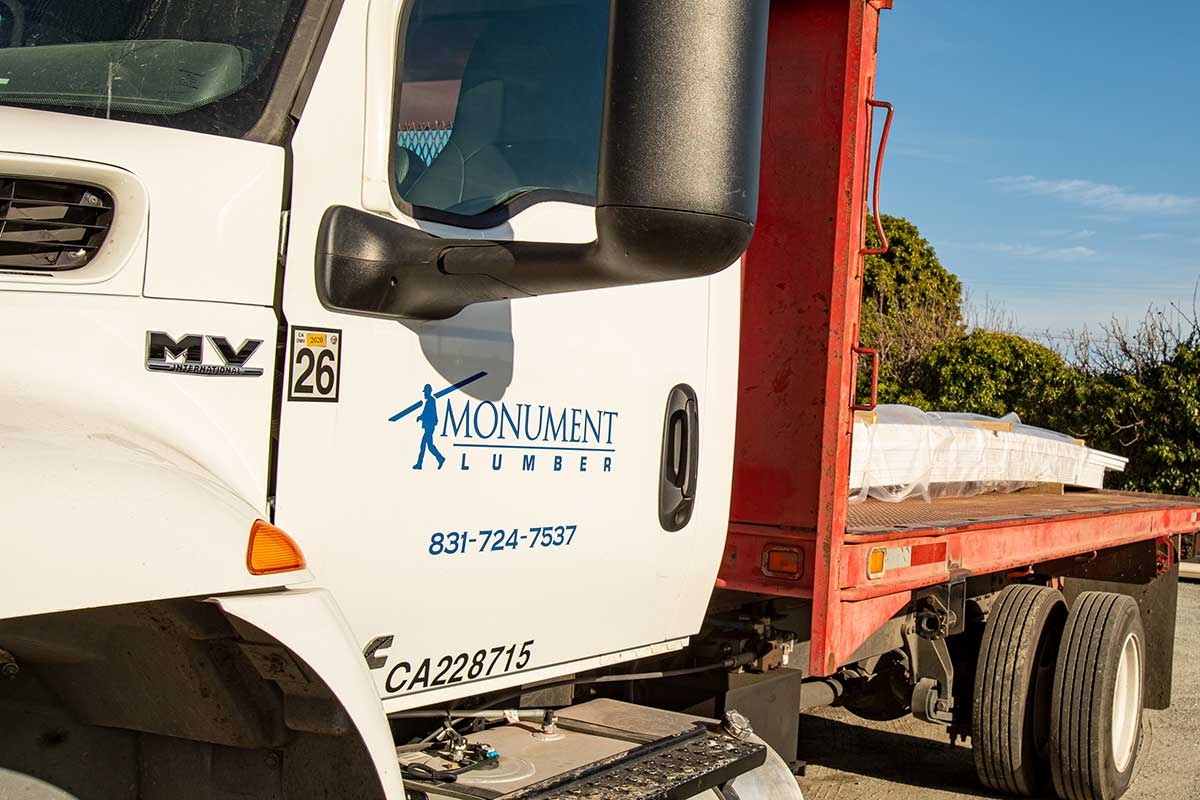 Monument Lumber Services