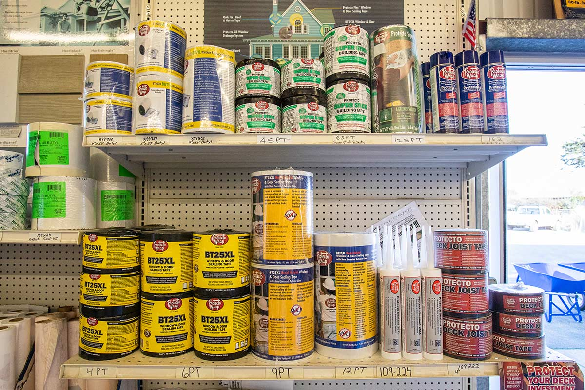 Gaulk, Sealants, Glues, Tapes